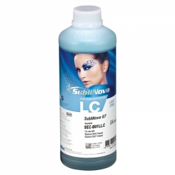 InkTec SubliNova Advanced 1l Light Cyan