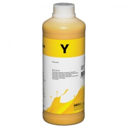 Inkoust InkTec pro Epson T0714, T0734, T0894 1l žlutý Pigment