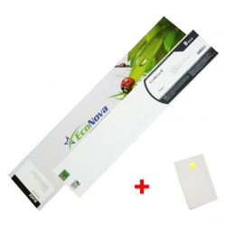 InkTec EcoNova ID 440ml Black + SmartCard Mutoh
