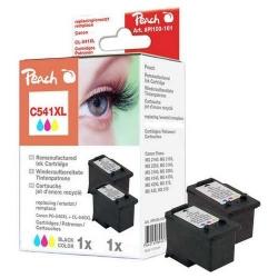 Canon CL-541XL doublepack kompatibilních inkoustových kazet Peach barevné, 2x22ml
