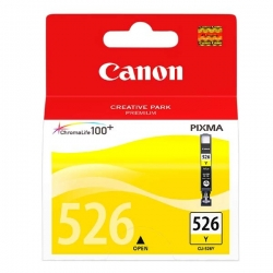 Canon CLI-526 originální inkoustová kazeta žlutá, 450 stran, 9ml