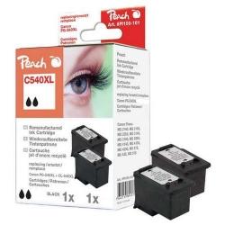 Canon PG-540XL doublepack kompatibilních inkoustových kazet Peach černé, 2x23ml