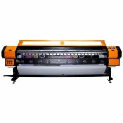 Velkoformátová Solvent tiskárna Qi-Jet 3204, 320cm