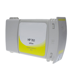 HP 761 (CM992A) compatible 400ml Yellow