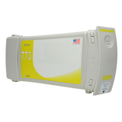 HP 773C (C1Q40A) compatible 775ml Yellow