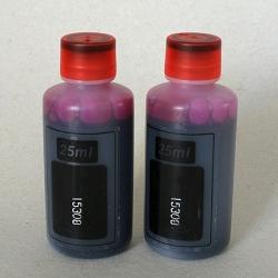 Inkoust InkTec pro HP 342/343/344/351 2x25ml purpurový