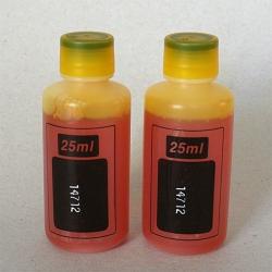 Inkoust InkTec pro HP 342/343/344/351 2x25ml žlutý