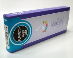 Inkoustová kazeta InkTec 220ml Cyan Pigment piezo