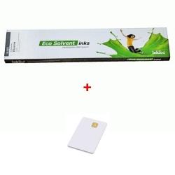 Inkoustová kazeta InkTec 440ml Black EcoNova Pigment pro Xerox + SmartCard