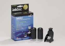 Plnící sada InkTec pro HP 336/338 2x20ml černá Pigment + plnící držák