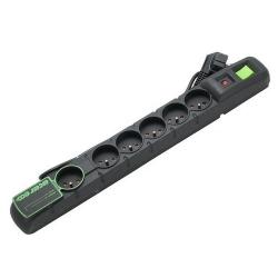 Přepěťová ochrana Acar ECO 1,5 m černá