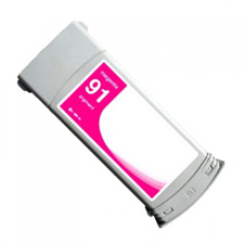 HP 91 (C9468A) cartridge InkTec 775ml Pigment Magenta