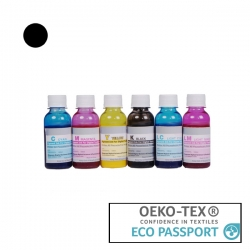 Textile Pigment DTG 100ml Black