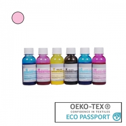 Textile Pigment DTG 100ml Light Magenta