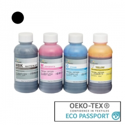 Textile Pigment DTG 200ml Black