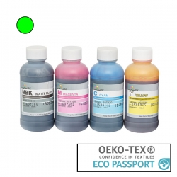 Textile Pigment DTG 200ml Green