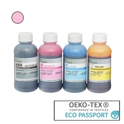 Textile Pigment DTG 200ml Light Magenta