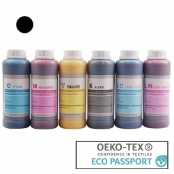 Textile Pigment DTG 500ml Black