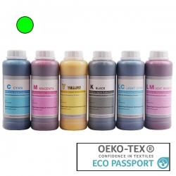 Textile Pigment DTG 500ml Green