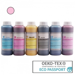 Textile Pigment DTG 500ml Light Magenta