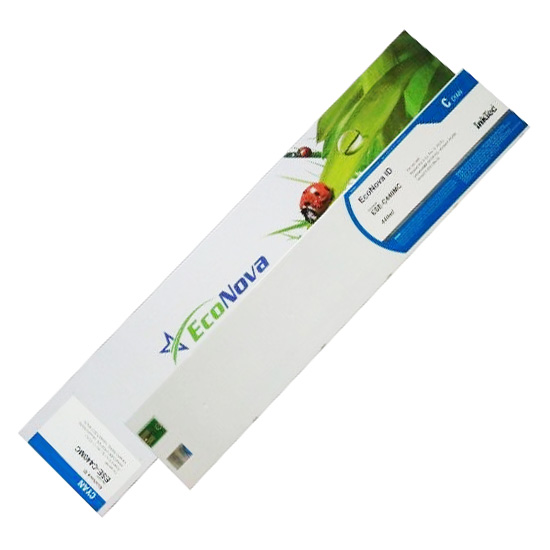 Mimaki SS21 compatible cartridge InkTec EcoNova MAPLE 440ml Cyan